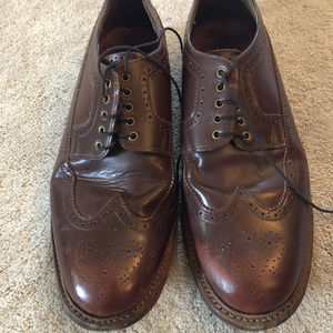 Lightly worn Grenson brogues (shoes)
